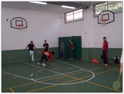 Instalaciones para Educación Física