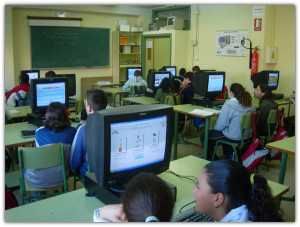 Aula de Informática y Plumier
