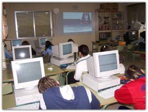 Aula de Informática y Tecnología